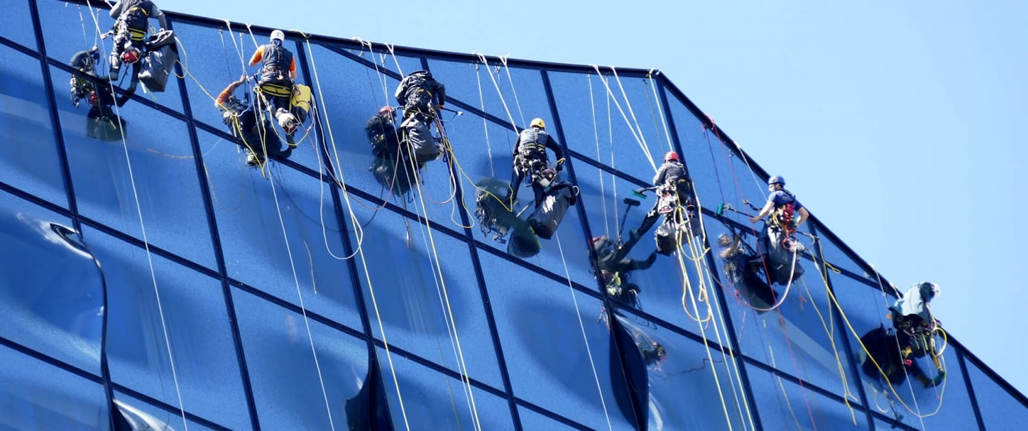 Alltech Abseilers - Brisbane rope access company