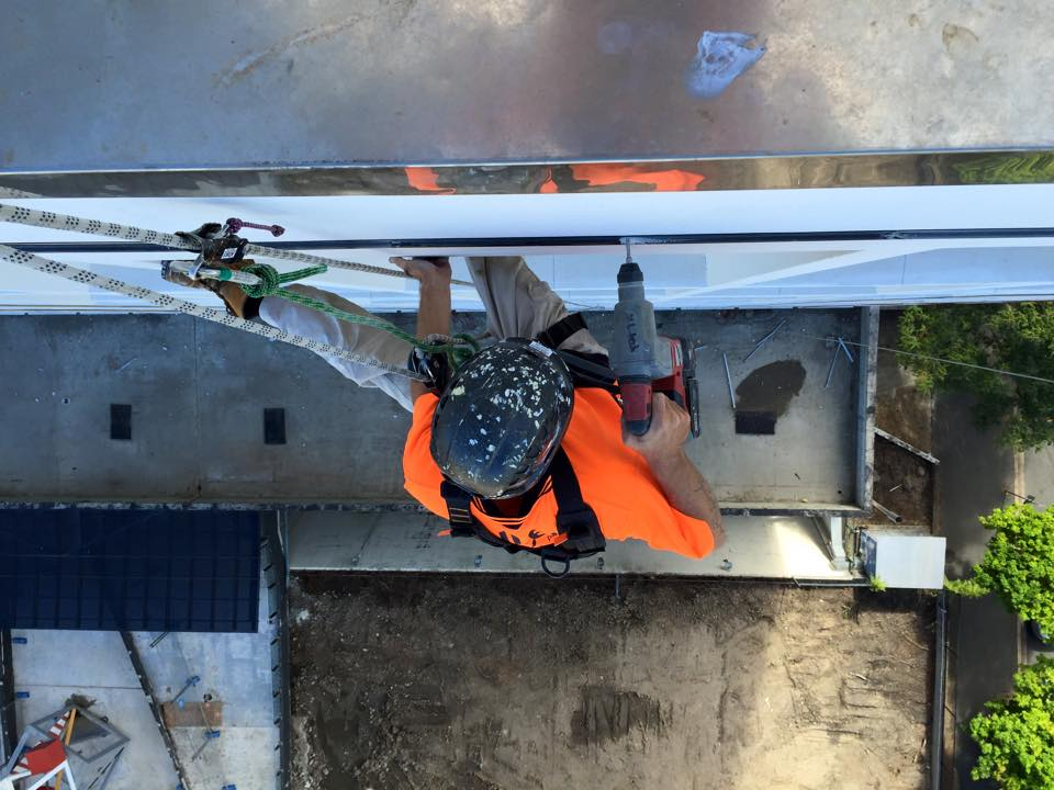 Mission Statement - Alltech Abseilers, high rise and commercial painting