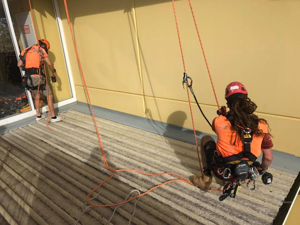 Professional Height Safety Installations - Alltech Abseilers brisbane Rope Access