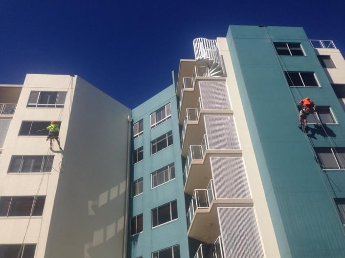 Rope Access Company - Alltech Abseilers for High Rise and Multistory buildings