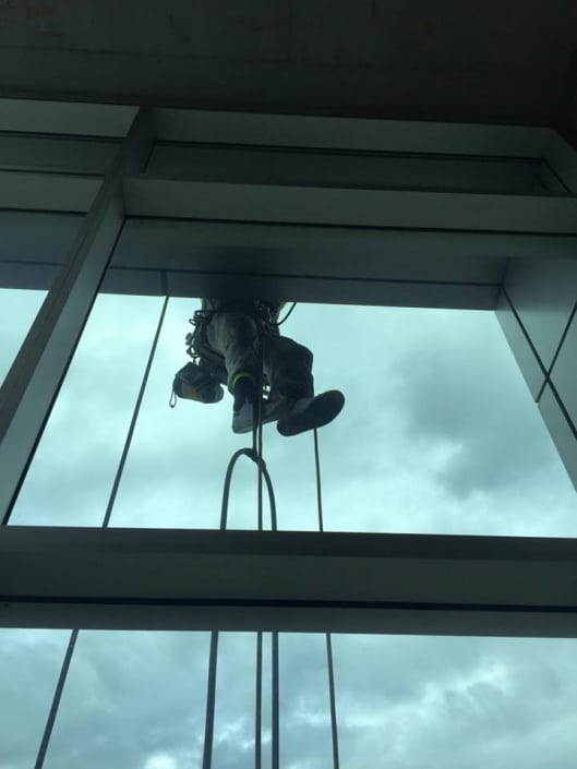 Rope Access Projects Queensland - Industrial Abseilers, Commericial AbSeilers
