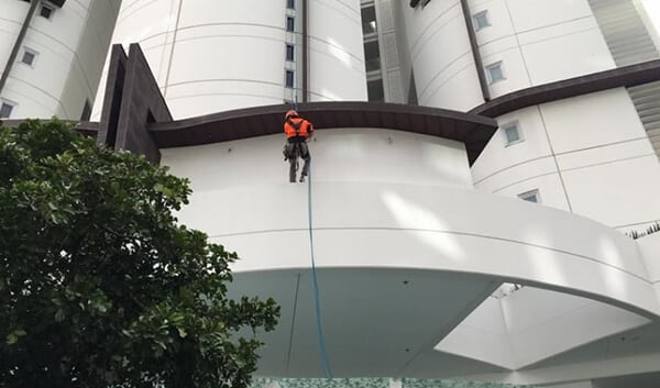 Height Safety Rope Access - Alltech Abseilers Trade Services