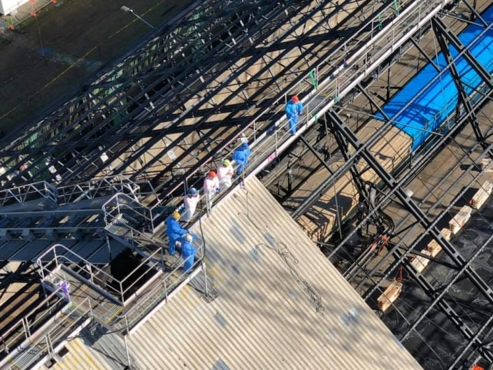 Height Access Installation Services - Shut Down Solutions