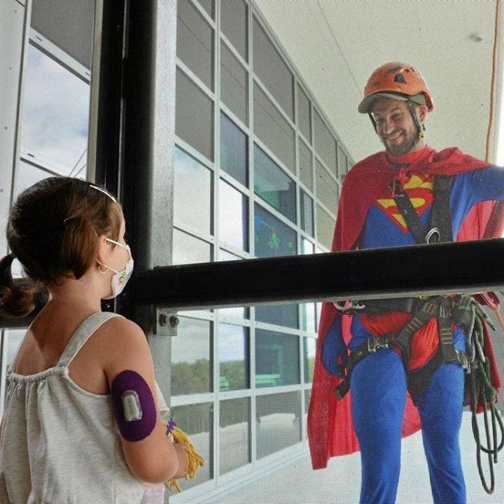 Rope Access Projects Australia - Hospital Window Cleaning Solutions Brisbane